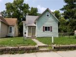 2722 Station Street<br />Indianapolis, IN 46218