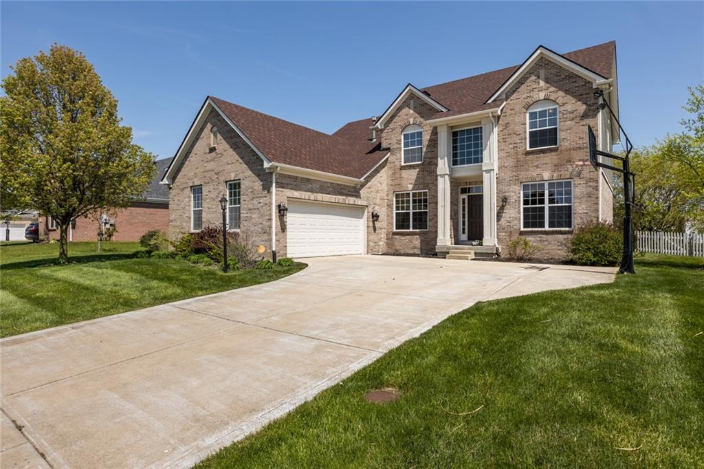 8717 N Commonview Drive Mccordsville, IN 46055