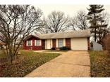 9526  Burrwood  Court, Indianapolis, IN 46235