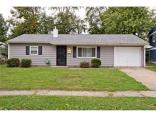 3414  Ashway  Drive, Indianapolis, IN 46224