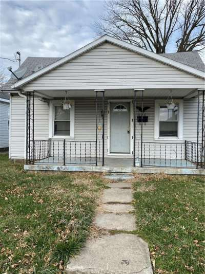 1126 E 27th Street, Anderson, IN 46016