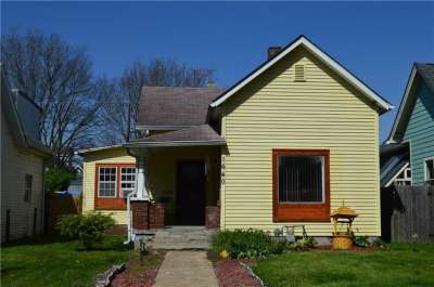 1640 W Bellefontaine Street, Indianapolis, IN 46202