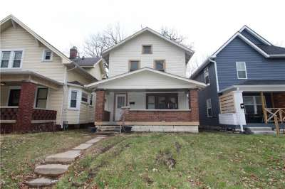 1308 N Oakland Avenue, Indianapolis, IN 46201