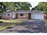 3620 Glencairn Lane, Indianapolis, IN 46205