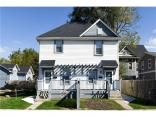 831  Olive  Street, Indianapolis, IN 46203