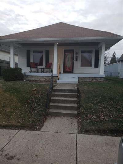 138 S 2nd Avenue, Beech Grove, IN 46107