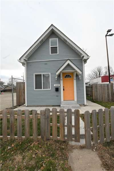 1418 S East Street, Indianapolis, IN 46225