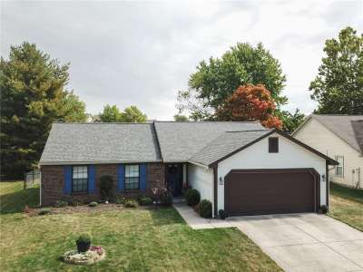 11449 W Cherry Blossom East Drive, Fishers, IN 46038