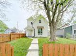 1043 North Beville Avenue, Indianapolis, IN 46201