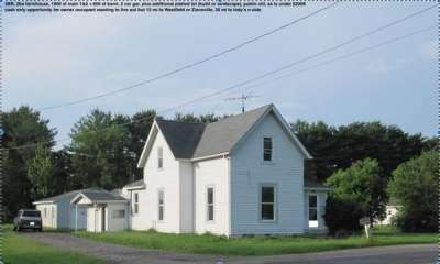 328 W Jefferson Street, Kirklin, IN 46050