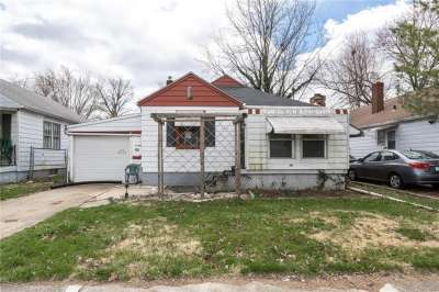 4713 E 16th Street, Indianapolis, IN 46201