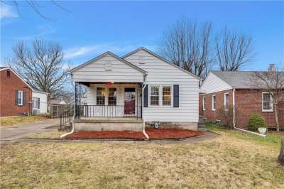 226 S 11th Avenue, Beech Grove, IN 46107
