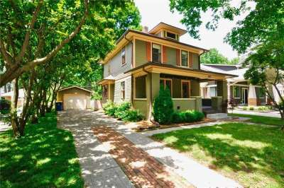 5844 N Broadway Street, Indianapolis, IN 46220