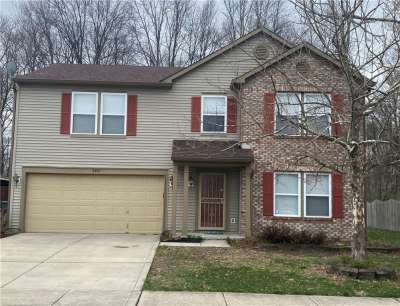 3487 E Capsella Lane, Indianapolis, IN 46203