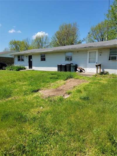 80  82 N Magnolia, Martinsville, IN 46151