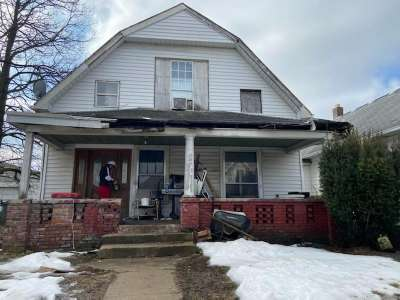 921 W 32nd Street, Indianapolis, IN 46208