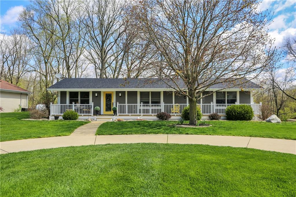 9042 N Pumpkinvine Road, Fairland, IN 46126 image #1