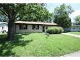 3903 Marseille Road, Indianapolis, IN 46226