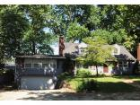 5858  Hillside  Avenue, Indianapolis, IN 46220