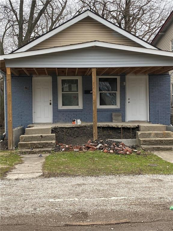 319 N Forest Avenue Indianapolis, IN 46201