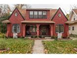 325 North Whittier  Place, Indianapolis, IN 46219