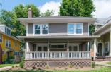 3140 North Delaware Street, Indianapolis, IN 46205
