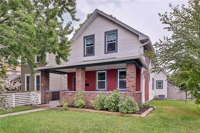 1403 S Fletcher Avenue, Indianapolis, IN 46203