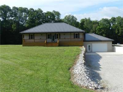 4257 W Co Road 1100, Reelsville, IN 46171