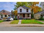 4309 North Guilford  Avenue, Indianapolis, IN 46205