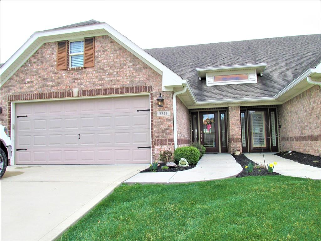 5311 Buckingham Lane Plainfield, IN 46168