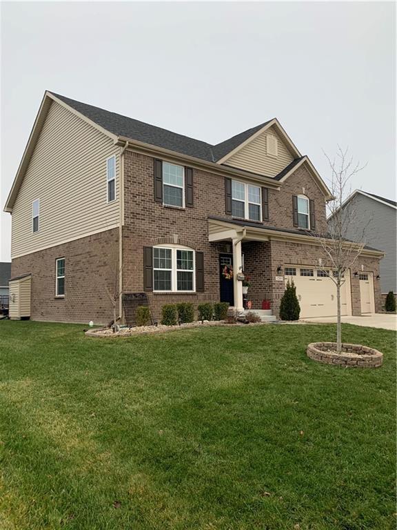 1289 E Cloverdale Trace, Greenwood, IN 46143 image #1