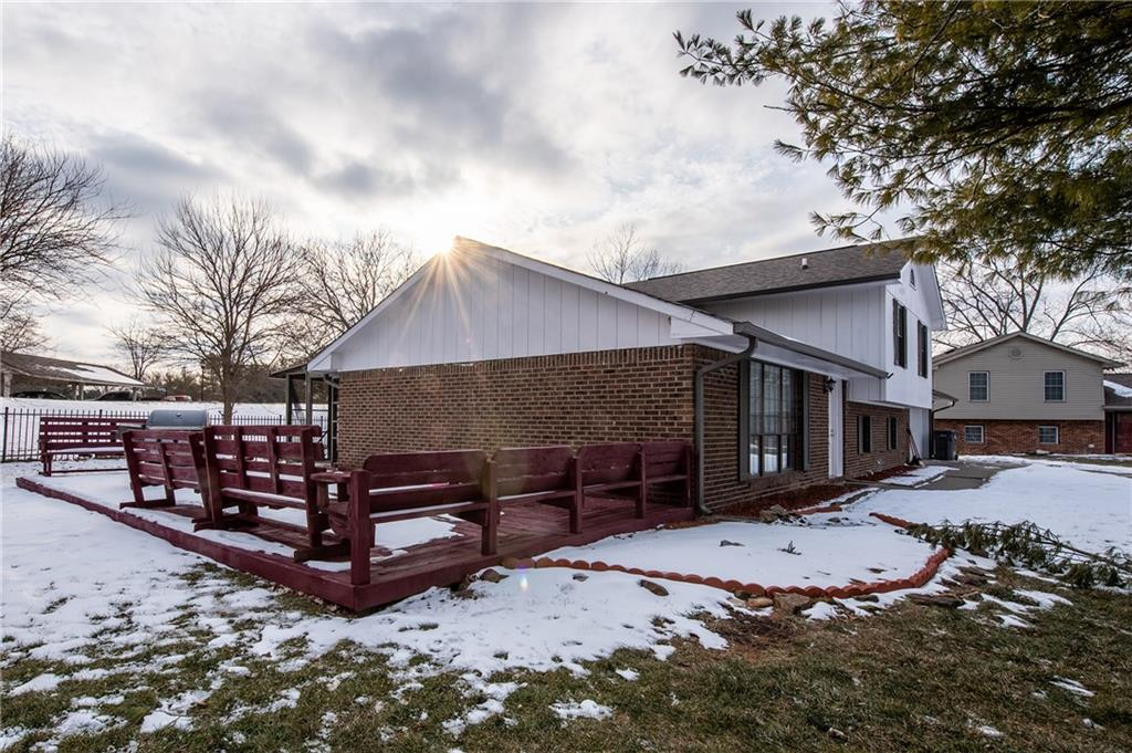 8218 Bull Run Court, Indianapolis, IN 46227 image #25