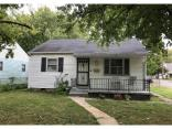 1170 North Goodlet Avenue<br />Indianapolis, IN 46222