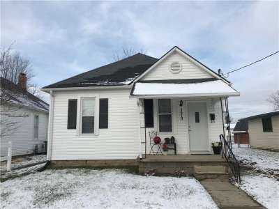 1610 W Q Avenue, New Castle, IN 47362