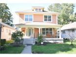 826 North Bancroft Street, Indianapolis, IN 46201