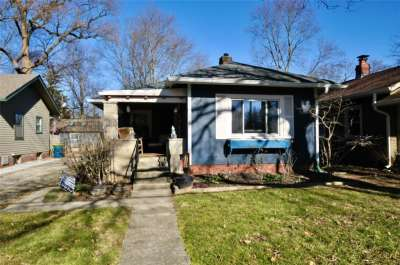406 E 50th Street, Indianapolis, IN 46205