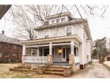 5526 North Pennsylvania  Street, Indianapolis, IN 46220