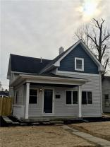 809 Cottage Avenue, Indianapolis, IN 46203