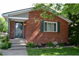 5214 East North Street, Indianapolis, IN 46219