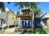 1220  Linden  Street, Indianapolis, IN 46203