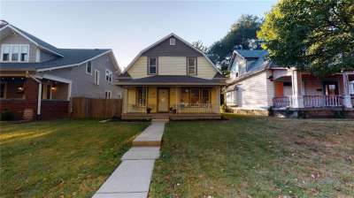 1232 N Oakland Avenue, Indianapolis, IN 46201