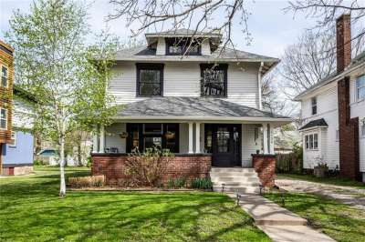1124 E 35th Street, Indianapolis, IN 46205