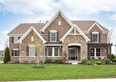 12374 S Clover Hill Trace, Fishers, IN 46037