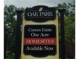 Lot 25 Oak Park Vista, Westfield, IN 46074
