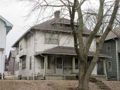 1413 E Michigan Street, Indianapolis, IN 46201