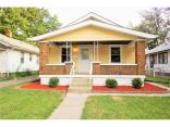 3915 East 11th Street, Indianapolis, IN 46201