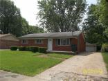 1449 Biloxi Lane, Beech Grove, IN 46107