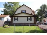 4429 North Crittenden  Avenue, Indianapolis, IN 46205