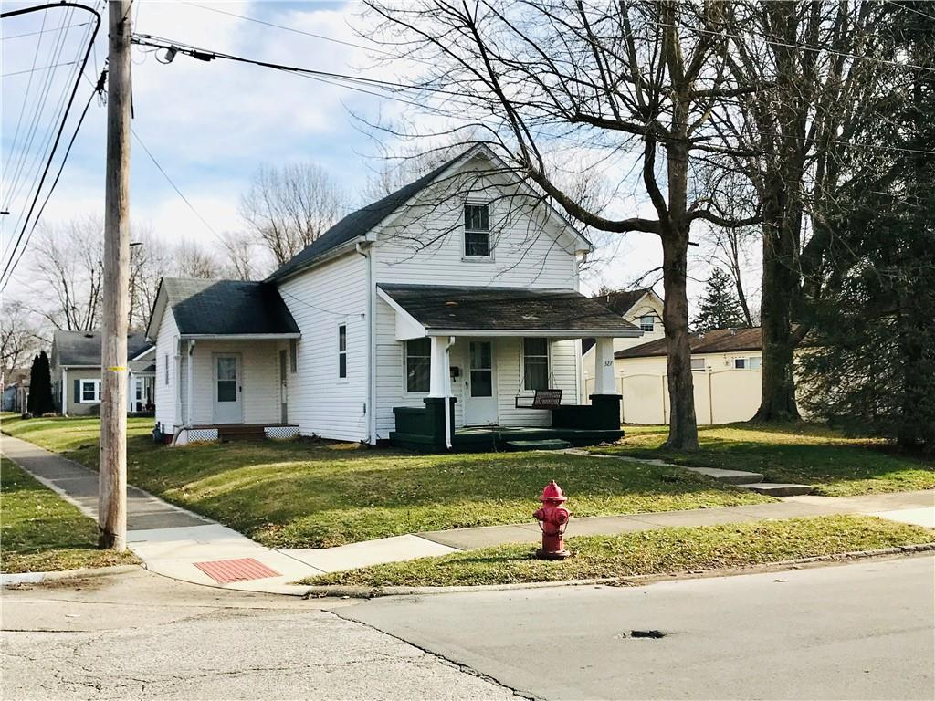 327 N Noble Street Greenfield, IN 46140