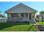 1711 East Tabor Street, Indianapolis, IN 46203